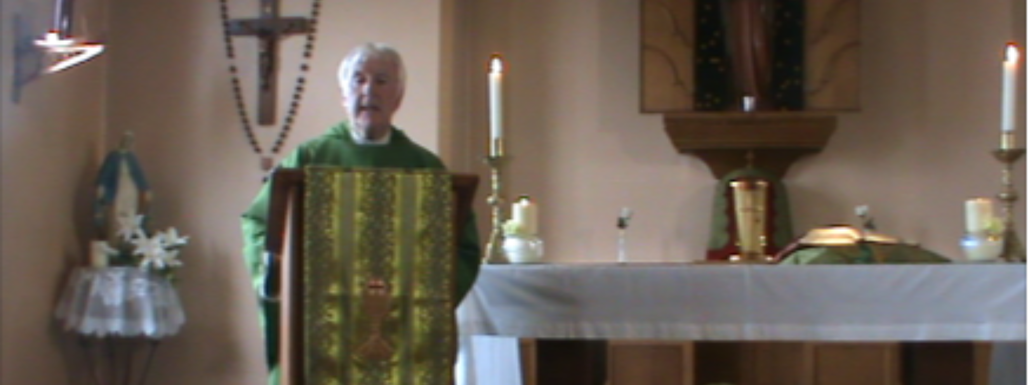 St Wulstan's & St Edmund's Parish*FATHER ALF'S HOMILIES*Read More