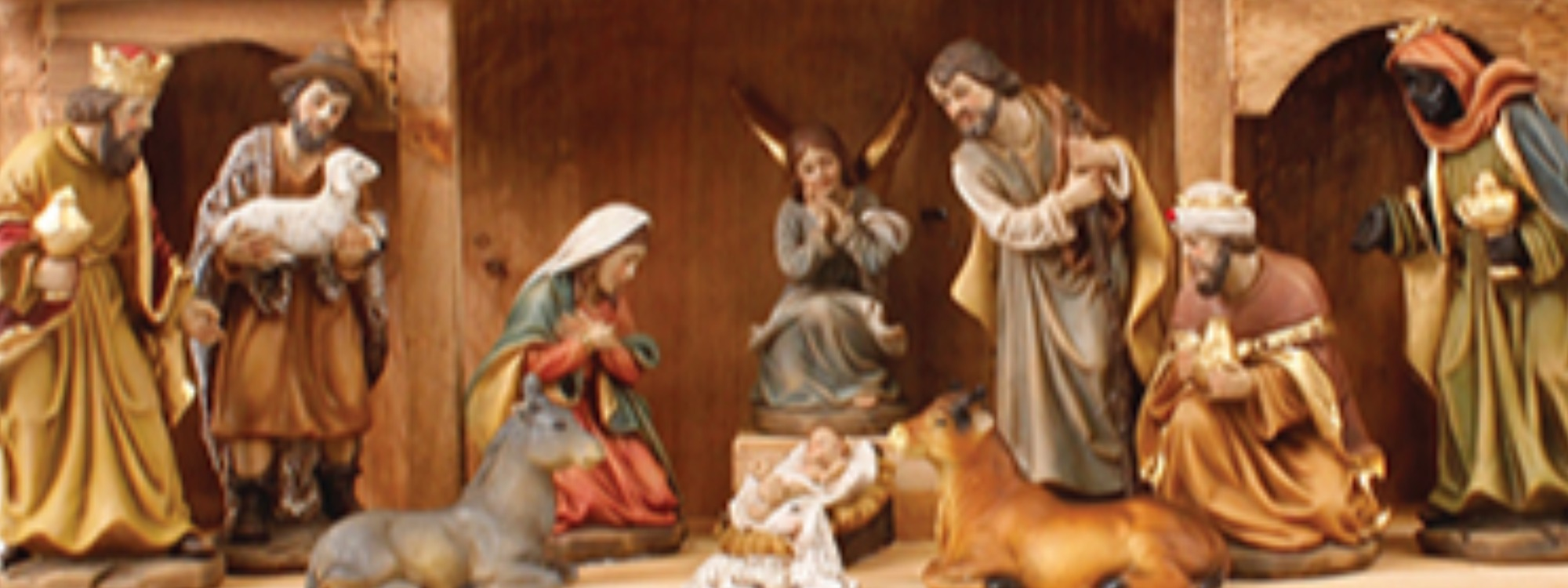 St Wulstan's & St Edmund's Parish ~REPOSITORY~  *CHRISTMAS NATIVITIES, CARDS & GIFTS*